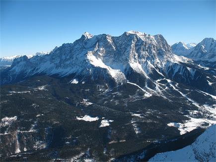 Wie Heißt Er mit 2962m ist dieser der größte berg in deutschland wie heißt er
