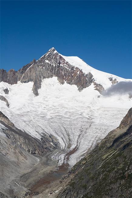 Wie Heißt Er dieser berg gilt als der kälteste berg der alpen wie heißt er