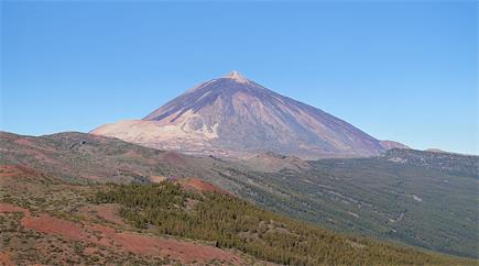 Wie Heißt Er der höchste berg spaniens ist auf teneriffa wie heißt er