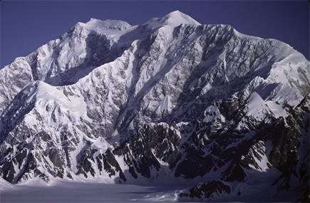 Wie Heißt Er hier sieht den mit 5890m höchsten berg kanadas wie heißt er